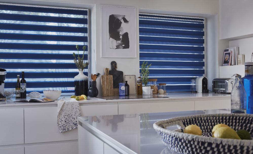Les nouveaux rideaux pour une cuisine moderne ce sont les - Rideaux pour cuisine design ...