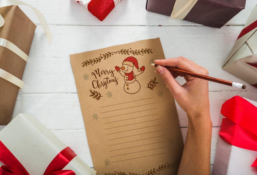 Wishlist de Noël de l'équipe heytens