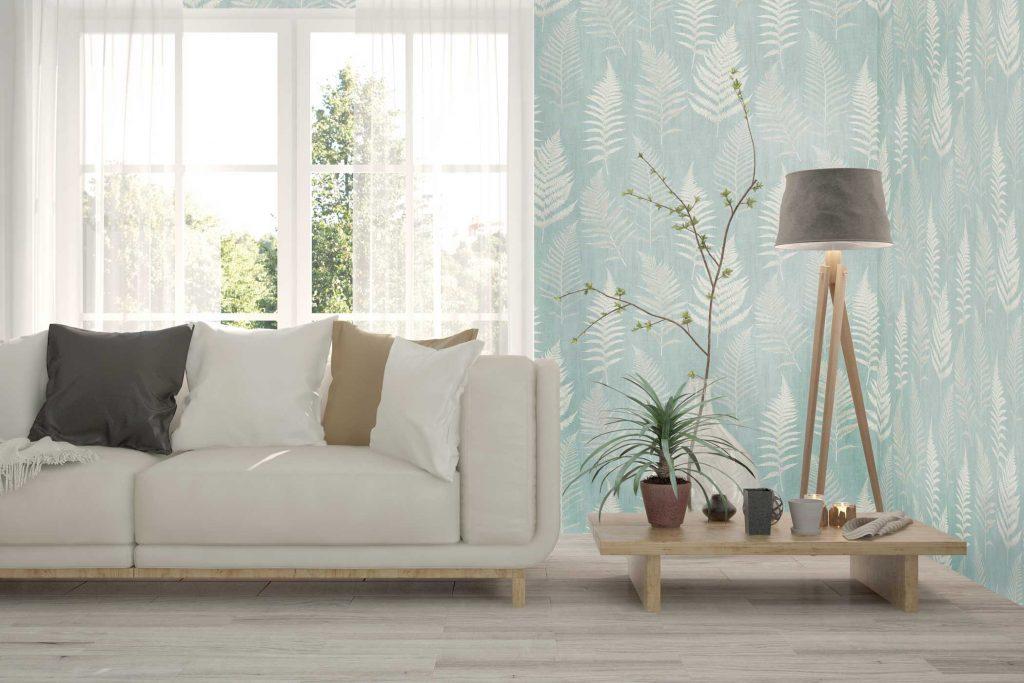 4 decoratieve behang-ideeën om uw interieur te moderniseren