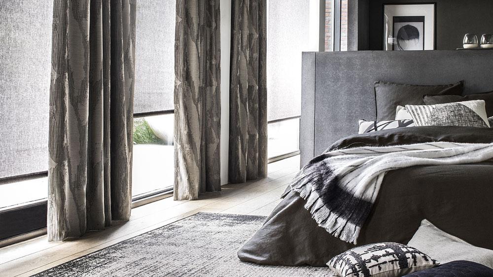 Verduisterende rolgordijnen: inspiratie voor een stijlvolle slaapkamer