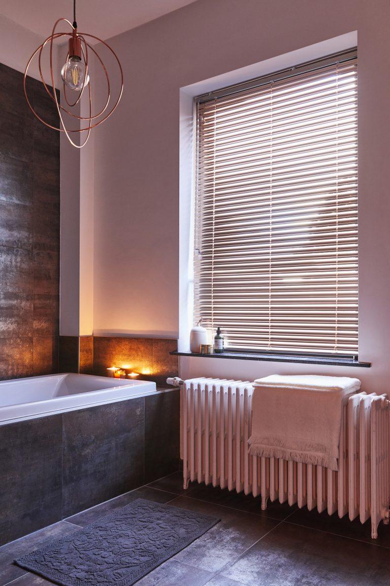 Welke Raamdecoratie Past Het Best Voor De Badkamer Heytens