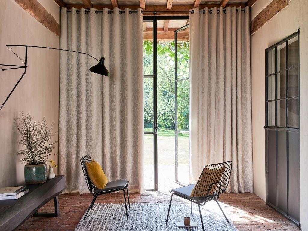 Het gordijn, uw tijdloze raamdecoratie
